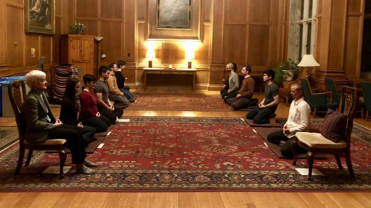 Cornell Zen Meditation Practice, Anabel Taylor Hall